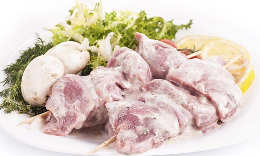 Шашлык из свинины и самый вкусный 50