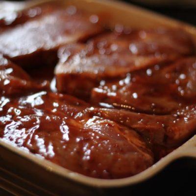мариновать свиное мясо для шашлыка