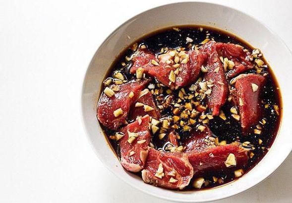 Рецепт маринада для шашлыка из свинины с соевым соусом